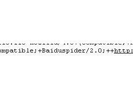 做网站,如何辨别IP是不是真正的百度蜘蛛爬虫?
