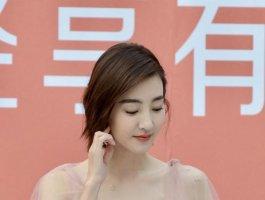王丽坤最新美图来了,锁骨真的很美!