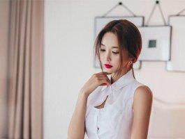 韩国模特朴秀妍,优雅风和性感风任你选!