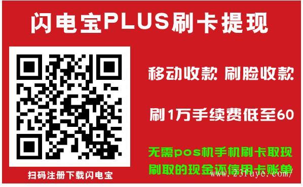 闪电宝plus,真的很好用的线上刷卡app! 闪电宝plus 线上刷卡app 第2张
